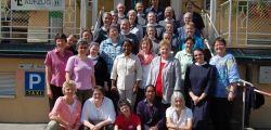 Treffen der jungen Salvatorianerinnen der europäischen Einheiten in Wien